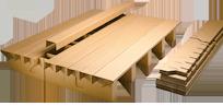 Construction en carton